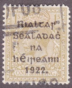 Ireland 18 KGV O/P 1922