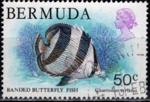 Bermuda; 1978: Sc. # 375: O/Used Single Stamp