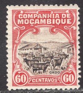 MOZAMBIQUE COMPANY SCOTT 139