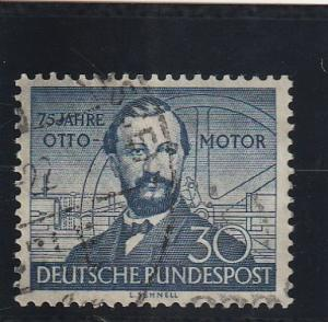 Germany  Scott#  688  Used