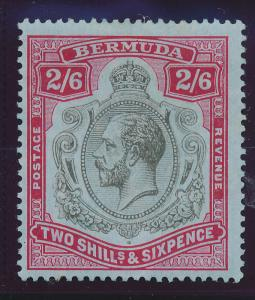 Bermuda Stamp Scott #50, Mint Hinged - Free U.S. Shipping, Free Worldwide Shi...