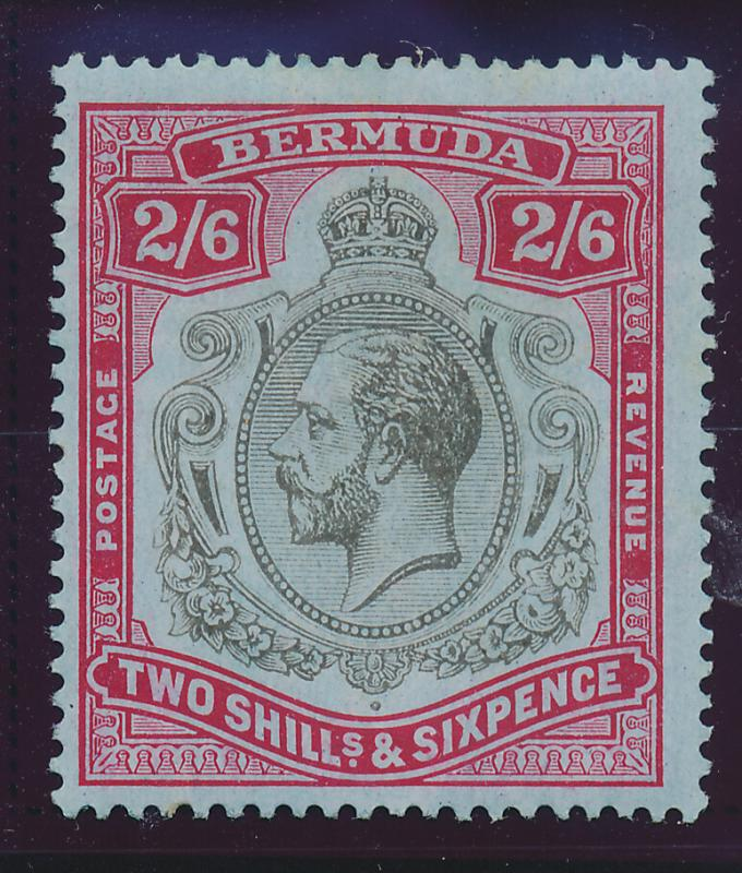 Bermuda Stamp Scott #50, Mint Hinged