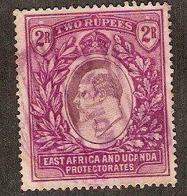 East Africa & Uganda KUT 26 SG 26 Usd VF 1904 SCV 67.50