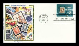 Colorano Silk 1474 Stamp Collecting Retail $60
