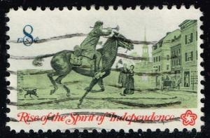 US #1478 Colonial Postrider; Used (0.25)