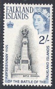 FALKLAND ISLANDS SCOTT 153