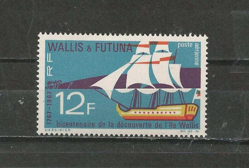 Wallis & Futuna Scott catalogue # C29 Ship