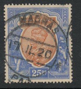 India Sc 98 (SG 191), used