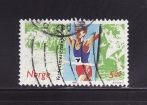 Norway 937 Set U Sports, Cross Country Running