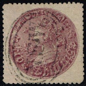 Australia-NSW #44a Queen Victoria; Used (3Stars)