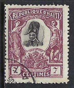 Haiti 85 VFU Z2939-1