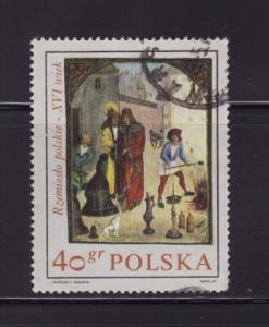 Poland 1697 U Art, Paintings