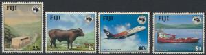 Fiji SG 684-687 SC# 514-517 MNH Ausipex Stamp Exhibition  see scan