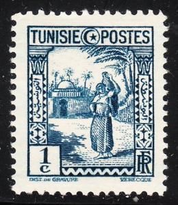 Tunisia 122 -  FVF MH