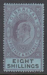 Gibraltar 47 MH CV $170.00