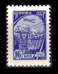 1961Russia(USSR)2440**Planes