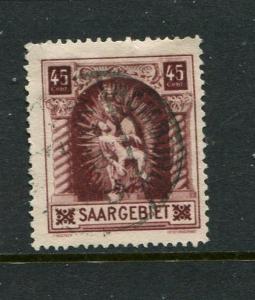 Saar #118 used