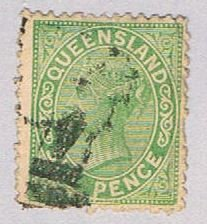 Queensland 69 Used Queen Victoria 1882 (BP51715)