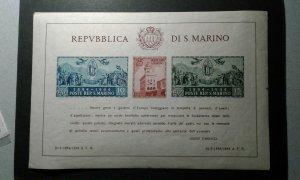San Marino #239 MNH imperf e206 9667