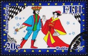 Fiji. 2009 20c Fine Used