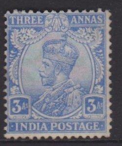 India Sc#87 Used