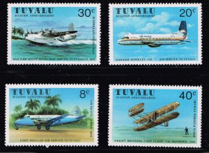 UK STAMP TUVALU MNH STAMPS COLLECTION LOT  #S4