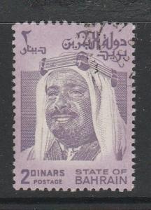 Bahrain 1976 Def 2d Used SG 244a