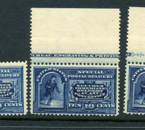 Scott #E5 Special Delivery Mint Stamp  NH (Stock #E5-33)