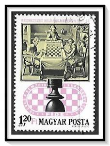 Hungary #2292 Chess Federation CTO