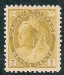 Canada #81 VF NH With AIEP Certification C$900,00