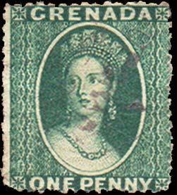 Grenada Scott 3 Used.