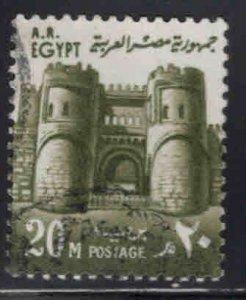 EGYPT Scott 895 Used stamp