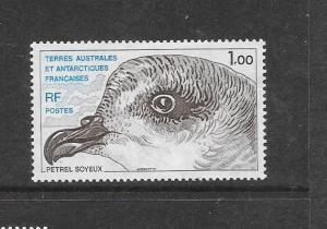 BIRDS - FRENCH SOUTHERN ANTARCTIC TERRITORIES #83  MNH