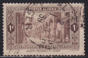 Algeria 96 El-Kebir Mosque, Algiers 1936
