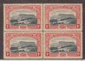 British Guiana Scott #152 Stamp - Mint NH Block of 4