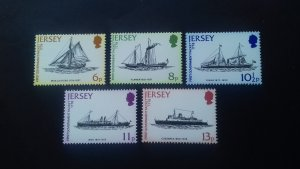 Jersey 1978 The 200th Anniversary of Postal Connection with England Mint