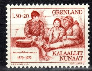 Greenland #B8 F-VF Unused  (V5269)
