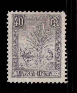 Madagascar Scott 72 MH* stamp