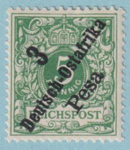 GERMAN EAST AFRICA 7 MINT HINGED OG * NO FAULTS EXTRA FINE!