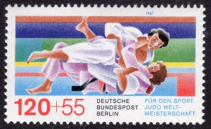GERMANY SCOTT 9NB244