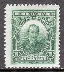 El Salvador - Scott #474 - MH - SCV $2.50