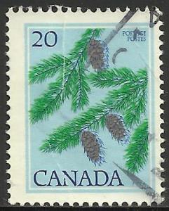Canada 1977 Scott# 718 Used (Crease)