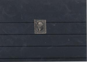United States 1857 12c Used Stamp CAT£325   Ref: R6757