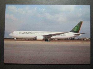 10173 Aviation Postcard EVA AIR Airlines BOEING 767-3SIER THAILAND