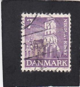 Denmark  #  253  used