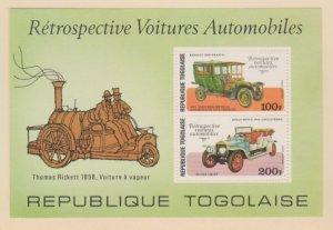 Togo Scott #C311a Stamps - Mint NH Souvenir Sheet