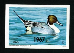 US Stamps 1967 National Wildlife Federation