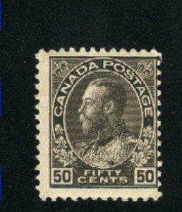Canada 120   Mint  F 1911-25   PD