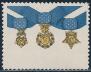 #2045a MEDAL OF HONOR WITH RED OMITTED ERROR BT4246
