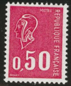 FRANCE Scott 1293 MNH** 1971 Marianne by Bequet